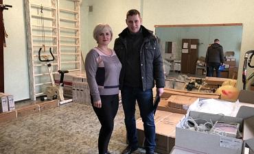 Создание реабилитационного центра для ветеранов АТО, ООС