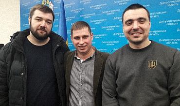 Министерстве Ветеранов, Байдачный Виктор