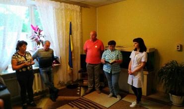 у гості до лікарні Мечникова