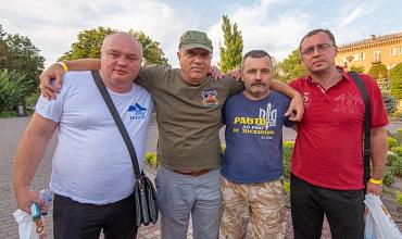 Автоквест, благодійний автоквест, Станіславу Бохенко, 104.4 FM, Кам'янське