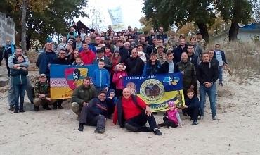 Свято з нагоди Дня захисника України, Патріот 2015, Карітас, святковий масштабний захід