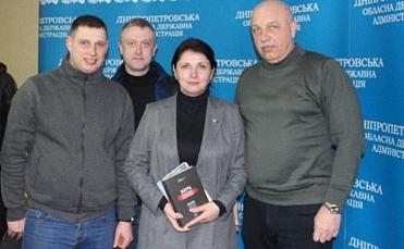 Министр встретился с Патриотом 2015