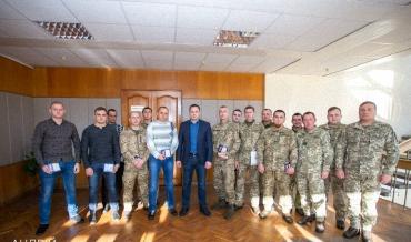 6 грудня, День Збройних Сил України, військовослужбовців, Кам'янського