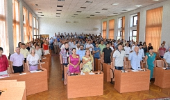 Каменском вручили награду Максиму Самойловичу