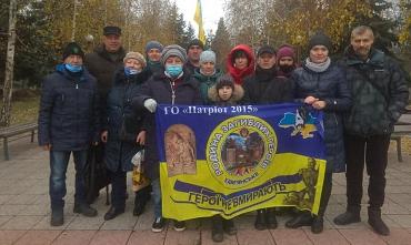 Батьківська субота, марафон пам'яті, Алеї Слави, поклали квіти, наших загиблих Героїв.